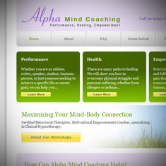 Dino's Work - Alpha Mind Coaching