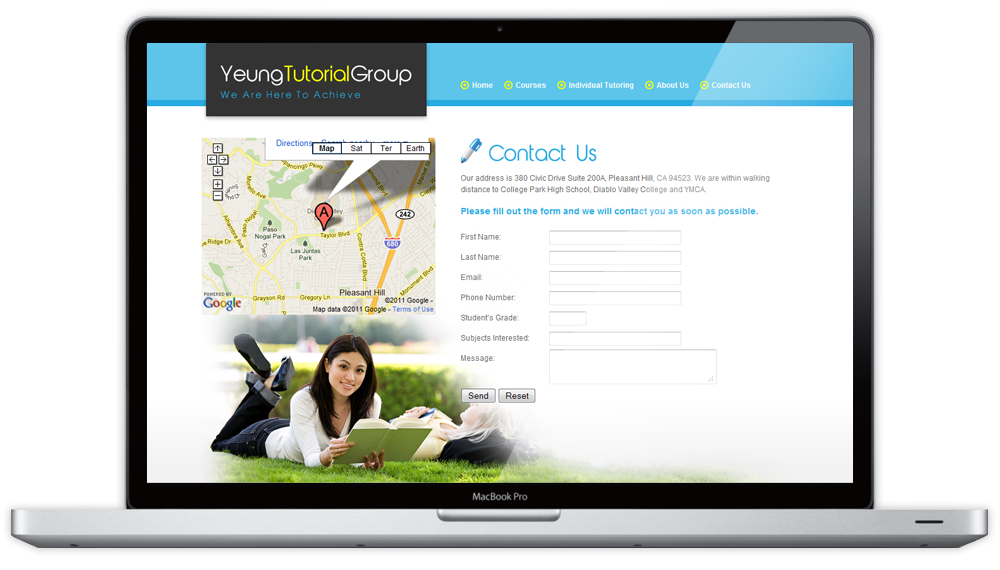 Yeung Tutorial Group Contact Page