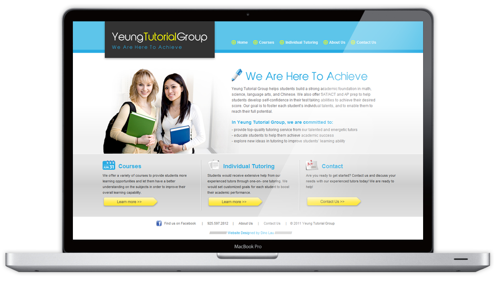 Yeung Tutorial Group Home Page